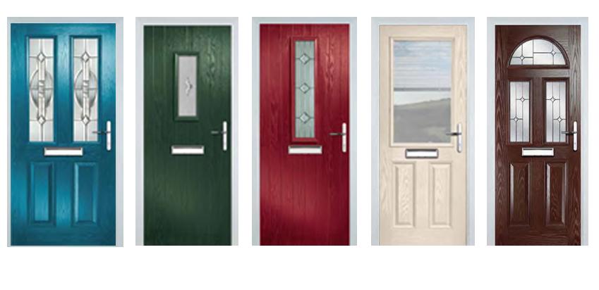 Composite Doors in North Tyneside
