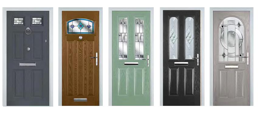 Composite Doors in Whitley Bay