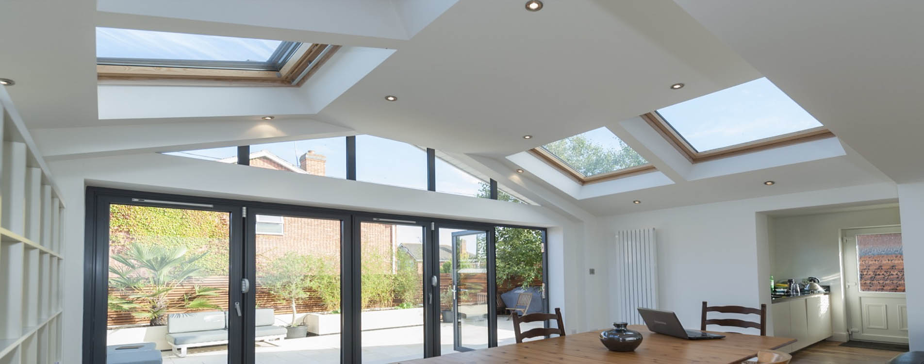 Conservatory roofs in Tyneside