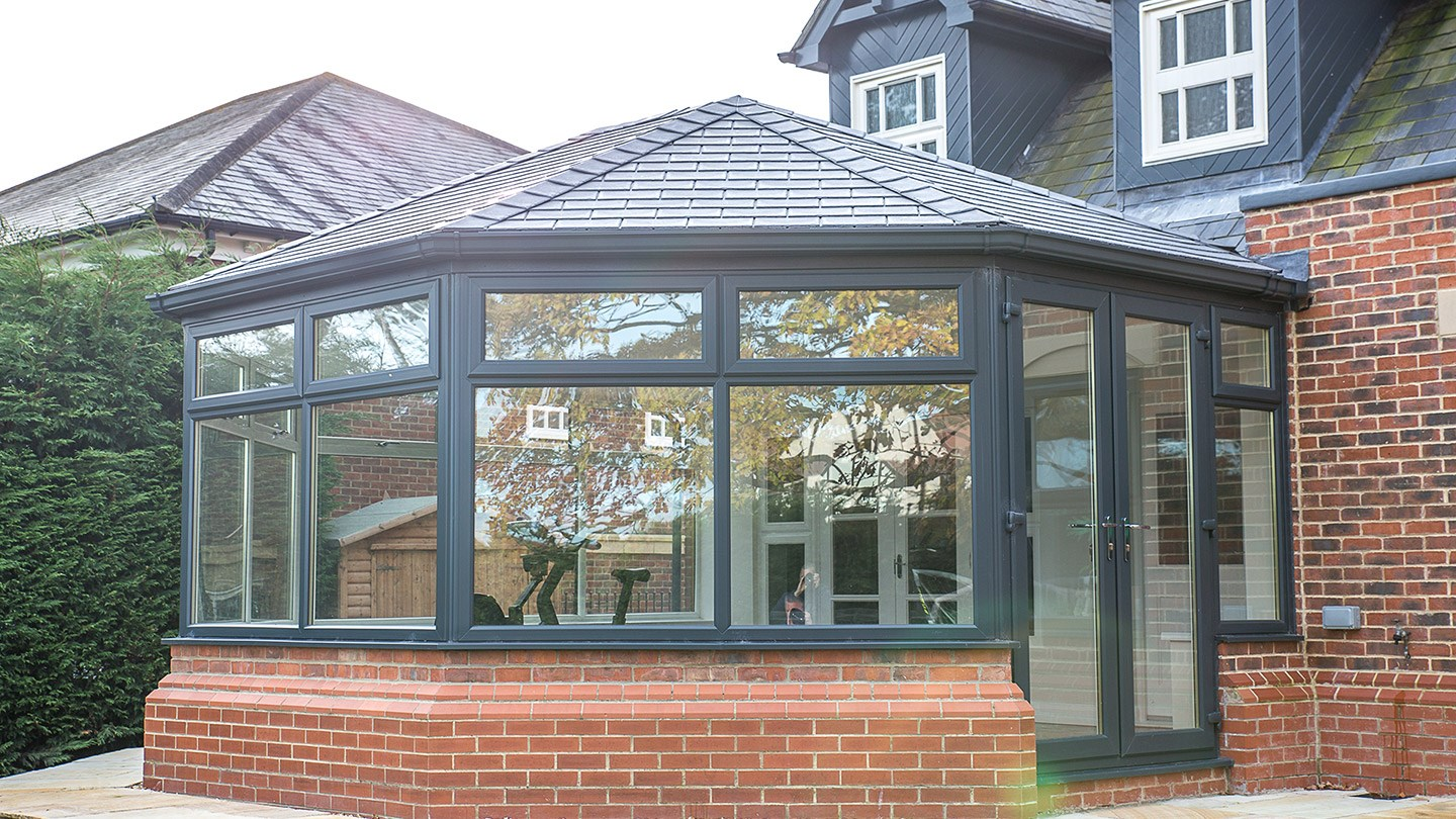 conservatory roofs in Tynesdie