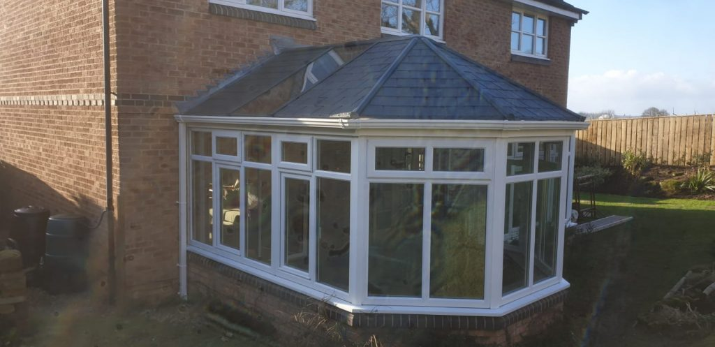 conservatory roof North East